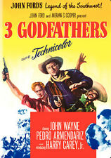 3 Godfathers [dvd/p&s-1.37/eng-fr-sp Sub] (warner Home Video) (ward79859d)
