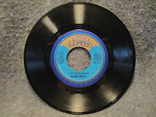 "45 RPM 7"" Record Barry White Change & I Like You You Like Me 1982 Gold ZS5 02956"