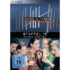 HINTER GITTERN - STAFFEL 15 6 DVD NEU