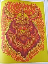 """ROCK AND ROLL BAND 'HIGH ON FIRE"""" CONCERT IN MONTREAL CANADA 2007  BY MAZZAART"""