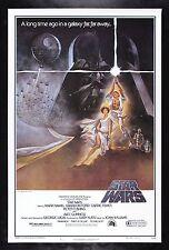 STAR WARS * 77/21-0 HAIRY BELT ORIGINAL BOOTLEG MOVIE POSTER CineMasterpieces