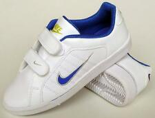 NIKE COURT TRADITION 2 PLUS JUNIORS TRAINERS, SHOES WHITE UK 2.5