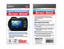 "Sealife Camera Waterproof Screen Shield for Go Pro, MIcro HD/HD+ or 2.4"" Screens"