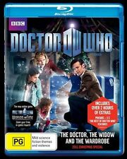 Blu ray Doctor Who Christmas Special 2011 The Doctor, The Widow And The Wardrobe