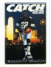 EMMITT SMITH - COSTACOS BROTHERS MINI POSTER FRIDGE MAGNET cowboys jersey dallas