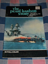 1979 Booklet The Pearl Harbor Story by Captain William T. Rice USNR