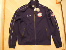 NWT Nike 2012 London Olympic USOC Team USA Authentic Medal Ceremony Jacket (M)