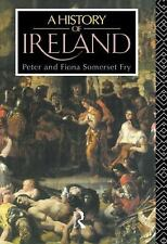 A History of Ireland: From the Earliest Times to 1922, Curtis, Edmund, Very Good