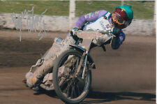 BYRON BEKKER HAND SIGNED SCUNTHORPE SCORPIONS SPEEDWAY 6X4 PHOTO 4.