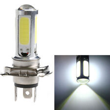DC 12V H4 COB 51 LED 25W Turn Signals White Light Lamp Motor Indicator Bulb