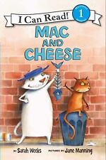 I Can Read Level 1: Mac and Cheese by Sarah Weeks (2010, Paperback)
