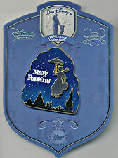 DISNEY 110th Legacy MARY POPPINS London Skyline LE 250 Pin New On Card