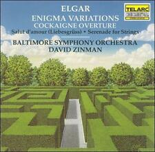 Elgar: Enigma Variatons, Cockaigne Overture, New Music