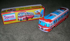 TOKYO FRICTION TOWER COACH BUS BY MANOHAR TOYS INDIA BOXED