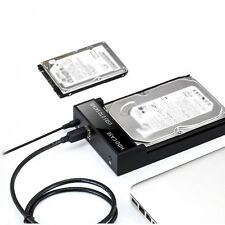 "USB3.0 External 2.5""/3.5"" SATA Festplatte Gehäuse Hard Drive Enclosure Dock Case"
