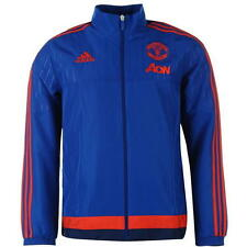 adidas Manchester United FC Mens Presentation Jacket uk M