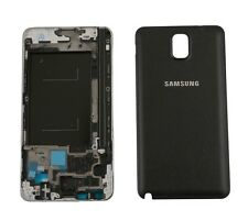 New Housing Body Panel - For Samsung Galaxy Note 3 - Black