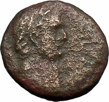 DOMITIAN 95AD Ascalon in Judaea Phanebal Authentic Ancient Roman Coin i49443