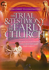 Trial and Testimony of the Early Church PDF Curriculum, Good DVD, ,
