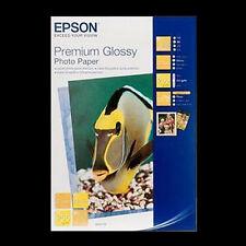 """EPSON CARTA FOTOGRAFICA LUCIDA PREMIUM 4x6"""" (10x15cm) 100 SHTS giorno successivo consegna espressa s041822"""
