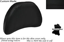 BLACK STITCH CUSTOM FITS HONDA GOLDWING GL1500 88-00 DRIVER BACKREST COVER