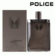 POLICE TITANIUM WINGS FOR MEN 100ML EDT