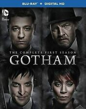 Gotham: The Complete First Season (Blu-ray Disc, 2015, 4-Disc Set, Canadian)