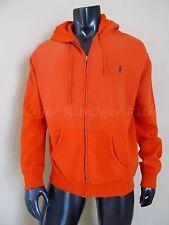 NWT Men's Polo Ralph Lauren Full Zip Preppy Fleece Hoodie $98 MSRP Size XL Nice