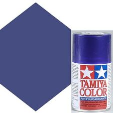 TAMIYA PS-18 Metallic Purple R/C Car Lexan Polycarbonate Spray Hobby Paint 3oz.