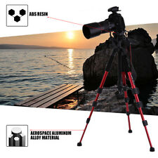Pro Q111 Professional Heavy Duty Aluminium Tripod Stand&Pan Head for DSLR C