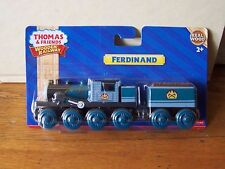 NEW IN BOX Thomas and friends wooden FERDINAND