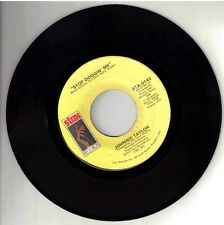 TAYLOR, Johnnie  (Stop Doggin' Me)  Stax 0142