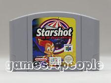 Starshot - Panik im Space Circus für den Nintendo 64 / N64 ( Star Shot )