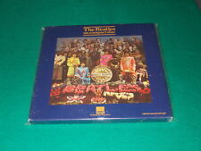 The Beatles ‎ Sgt. Pepper's Lonely Hearts Club Band hmv box set