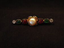 Authentic Vintage1985 Chanel Brooch