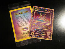 Sealed ANCIENT MEW Promo Pokemon The MOVIE 2000 Card Ultra Rare Holo Japanese US
