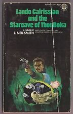 Lando Calrissian and the Starcave of ThonBoka L Neil Smith Star Wars