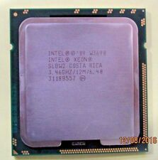 Intel Xeon W3690 3.46GHz Six Core Processor - Step SLBW2