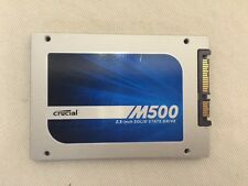 "Crucial M500 2.5""  240GB 6G/s  SOLID STATE SSD Drive SATA CT240M500SSD1"
