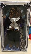 BEAST Limited Edition Doll- 17'' Beauty and the Beast LE 3500 NIB NIB #2028/3500