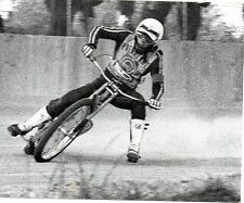 E Photo Foto Mauro Ferraccioli speedway rider