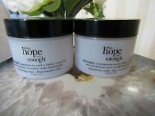Philosophy When Hope Is Not Enough Replenishing Cream 60ml  Brand New Sealed