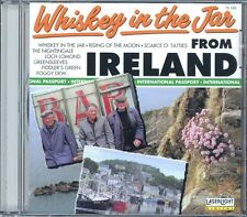 Whiskey in the Jar From Ireland (1999) - New CD by Dublin Ramblers & Spailpin!