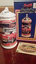 Budweiser Stein anheuser busch bud box coa cs304 classic car 1957 Bel Air chevy