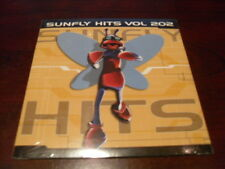 SUNFLY HITS KARAOKE  DISC SF202 VOLUME 202 CD+G SEALED 16 TRACKS