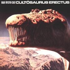 NEW CD Album Blue Oyster Cult - CULTOSAURUS ERECTUS (Mini LP Style Card Case)