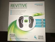 REVITIVE ADVANCED CIRCULATION BOOSTER! BRAND NEW IN BOX!