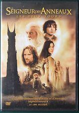 Coffret double DVD Le Seigneur des Anneaux Les deux tours