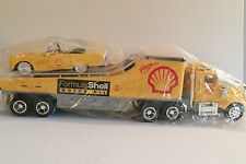 RARE Shell Classic Car Carrier 1:32 Truck Serially Numbered  #6033 of 6156