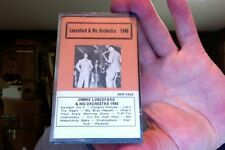 Jimmie Lunceford- Lunceford & His Orchestra 1940- new/sealed cassette tape